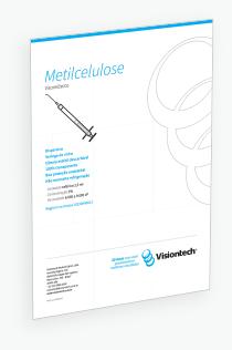 Catálogo Metilcelulose