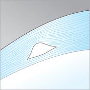 Fusiform cross-section