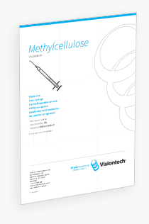 Methylcellulose catalogue