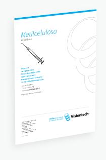 Catálogo Metilcelulosa